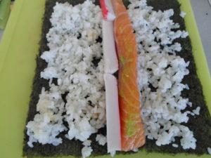 begin sushi rol