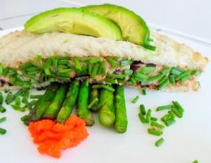 sandwich chorizo tonijn